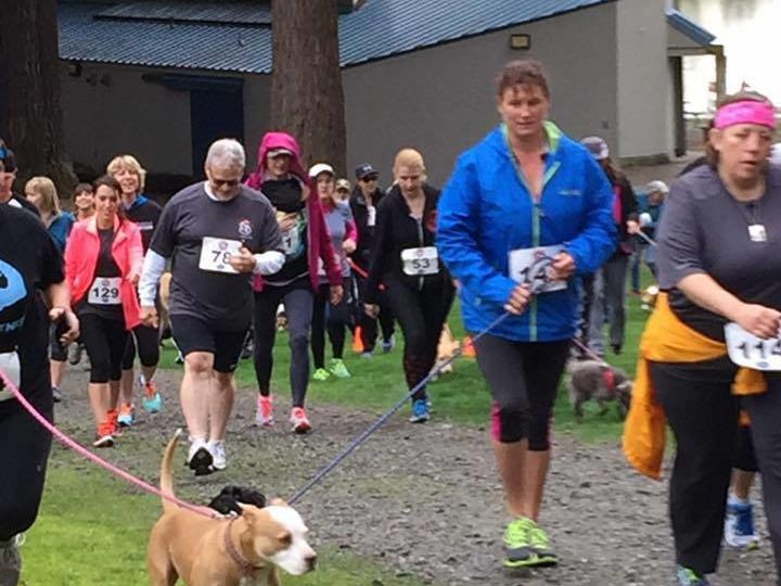 Tails 'n Trails 5K 11