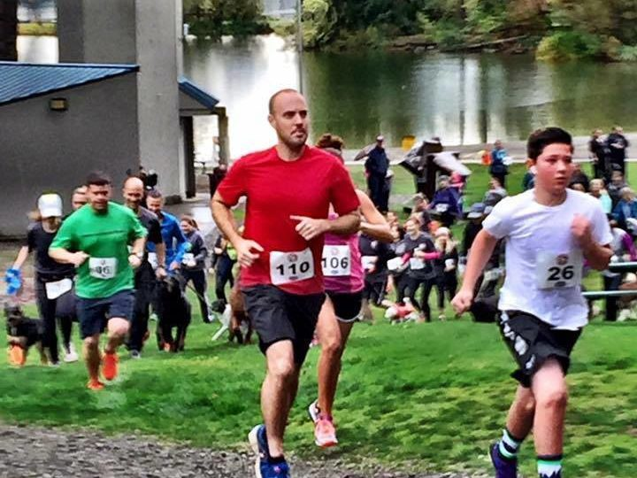 Tails 'n Trails 5K 27