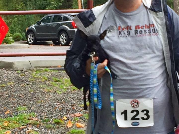 Tails 'n Trails 5K 9
